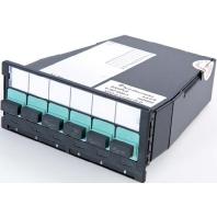 0-1671206-4 - 2xMPO-12xLC-Dupl. Kassette 9/125 OS2 ungekr. 0-1671206-4