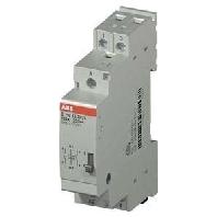 E290-16-20/24  - Stromstoßschalter 24VAC/12VDC, 16A E290-16-20/24