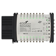 AMS 516 Ecoswitch - Multischalter Standalone, 5 in 16 AMS 516 Ecoswitch