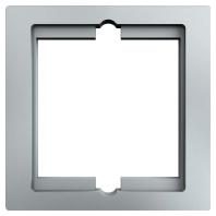 917.168 - Adapterrahmen 50x50 weiß 917.168