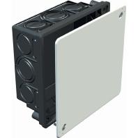 UV 250 K (10 Stück) - Verbindungskasten up 250x250x65, sw UV 250 K