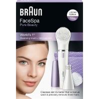 Face 832N lila - Epilierer/Peeling Gesichtsreinigung Face 832N lila