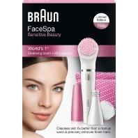 Face 832S pink - Epilierer/Peeling Gesichtsreinigung Face 832S pink