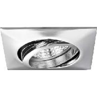18342022 - LED-Einbaustrahler-Set 4f. vitaLED smart chrom 18342022