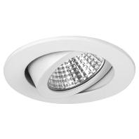12361073 - LED-Einbaustrahler 350mA 3000K weiss 12361073