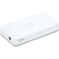 GO-SW-8G/E  (10 Stück) - Gigabit Desktop Switch 8-Port GO-SW-8G/E
