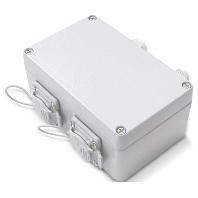 417530  - Dose IP67 für Module leer, grau 417530