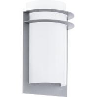 94133 - LED-Außenleuchte silber/weiß 94133
