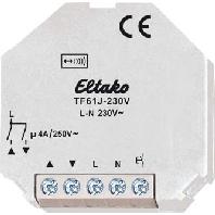 TF61J-230V - Tipp-Funk Jalousieaktor für 1 Motor 4A/250 TF61J-230V