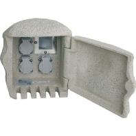 230 3FE2 - Gartenenergieverteiler 3-fach m. Funkempf. 230 3FE2