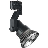 MT78240 - 3-Phasen Strahler PAR38 E27 schwarz MT78240