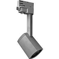 MT78650 - 3-Phasen Strahler GU10 silber MT78650
