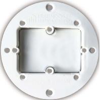 LCN-A6835 (VE5) - Aufsatz für UP-Dose 68mm x 35mm LCN-A6835 (Inhalt: 5)