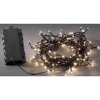 3729-100 - LED-Lichterkette 120-er wws Batterie 3729-100