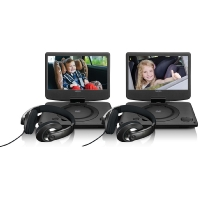 DVP1039 (2 Stück) - DVD-Player Set portable DVP1039