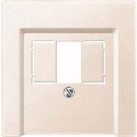 297944 - Zentralplatte ws für TAE-Dose 297944 - Aktionspreis - 3 Stück verfügbar