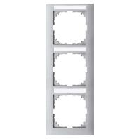 MEG4032-3660 - Rahmen 3-fach aluminium MEG4032-3660