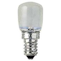 SPC.T26/57 FR15 - Special-Lampe 15W 230V E14 Birne SPC.T26/57 FR15