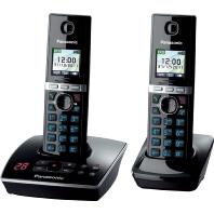 KX-TG8062GB - DECT-Telefon+1 Mobilteil sw-klavierlackoptik KX-TG8062GB
