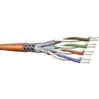 Kat7 4PS/FTPH Tr1000 (1000 Meter) - Datenk.Kat7 4PS/FTPH T1000 S/FTP AWG23 orange Kat7 4PS/FTPH Tr1000
