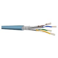UCLR22 10Gbit 4P bl (1000 Meter) - Datenkabel Kat.7 T1000 S/FTP LSHF-FR 1000DW UCLR22 10Gbit 4P bl