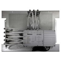 MP-MS58NG - Multischalter 5 in 8 m.Montageplatte MP-MS58NG