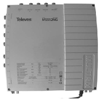 MS512NG - Multischalter mit Netzteil MS512NG