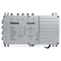MS58NG - Multischalter mit Netzteil MS58NG