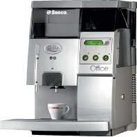 RoyalOffice si - Espresso/Kaffeevollautomat RoyalOfficesilber RoyalOffice si