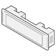 97-9-85110 ws - Kombitaster LIRA 75x22 weiss 97-9-85110 ws