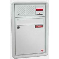 10-0-25039 ws - UP-Komplettanlage RAL9016 mit RS3000 10-0-25039 ws