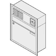 10-0-25434 ws - Briefkasten UP RAL9016 10-0-25434 ws