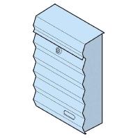 15-1-40641 eds - Briefkasten Typ Scala 15-1-40641 eds
