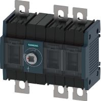 3KD3430-0NE20-0 - Lasttrennschalter 160A,3pol.,Gr.2 3KD3430-0NE20-0
