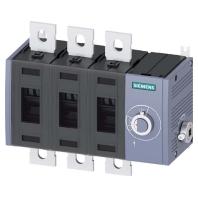 3KD3634-0PE40-0 - Lasttrennschalter 200A,3pol., Gr.3 3KD3634-0PE40-0
