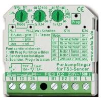 FE3 D2 - Funk-Empfängerschalter FE3 D2