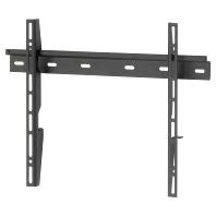 MNT200  - LCD-Wandhalter flach,81-140cm,sw MNT200