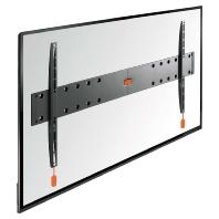 BASE 05 L (3 Stück) - LCD-Wandhalter,flach f.102-203cm,sw BASE 05 L