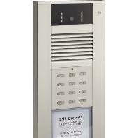 AVD54013-0010 - Video color Außenstation 1Taste 1reih.AP si AVD54013-0010