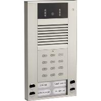 AVE54043-0010 - Video color Außenstation 4Tast 1reih.AP si AVE54043-0010