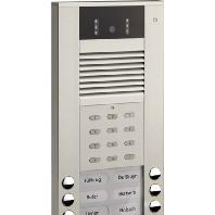 AVE54083-0010 - Video color Außenstation 8Tast 1reih.AP si AVE54083-0010