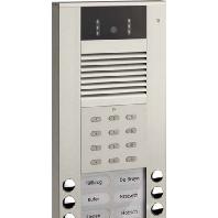 AVE54103-0010 - Video color Außenstation 10Tast 1reih.AP si AVE54103-0010