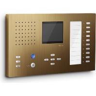 CAI2200-0151 - Video color Innenstation WandCAI2200+10TA bro CAI2200-0151