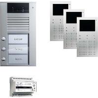 PVE1630-0010 - Video:pack3 color AP 3Tast 3xFreisprechen PVE1630-0010