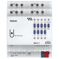 DM 4-2 T KNX  - Dimmaktor 4-fach DM 4-2 T KNX