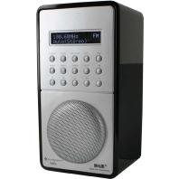 DAB100SW sw - DAB+Radio UKW-RDS DAB100SW sw