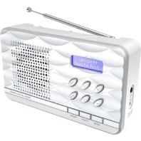 DAB500SI si  - DAB+Pocketradio UKW DAB500SI si