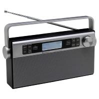 DAB650 si  - DAB+/UKW-PLL Radio m.Festsenderspeicher DAB650 si