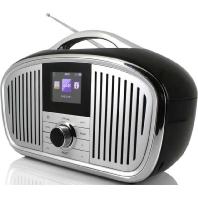 IR4000SW sw - DAB+Internetradio RetroStyle IR4000SW sw