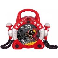 KCD46RO rt - Kinder-CD-Spieler Mikrofon KCD46RO rt